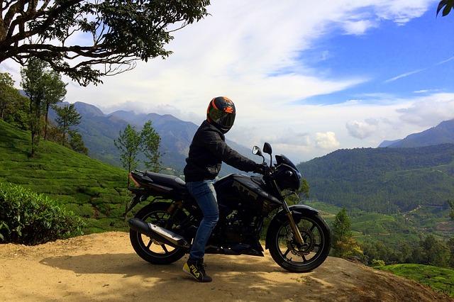 Motorkár, príroda
